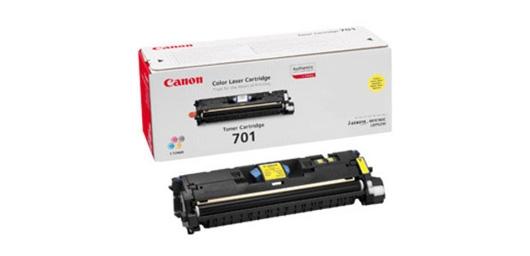 Canon 701 Yellow