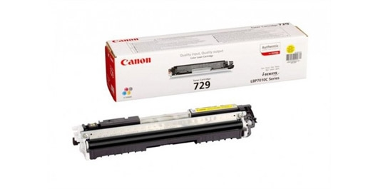 Canon 729 Yellow