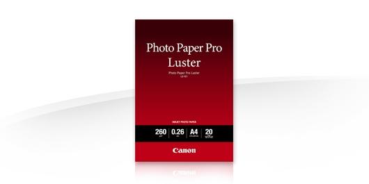 Canon fotopopierius LU-101 A3 20 lapų