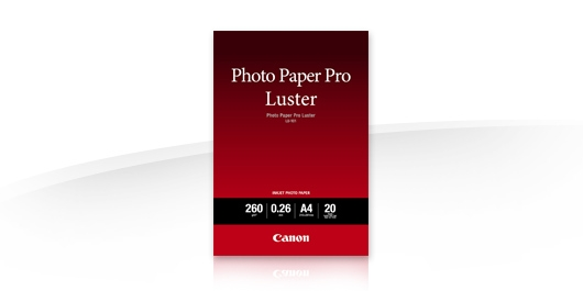 Canon fotopopierius LU-101 A4 20 lapų