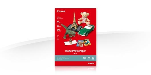Canon fotopopierius MP-101 A4 50 lapų