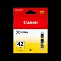Canon rašalo kasetė CLI-42Y