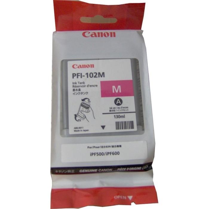 Canon rašalo kasetė PFI-102M