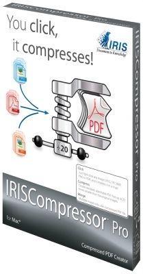 IRISCompressor Pro Mac