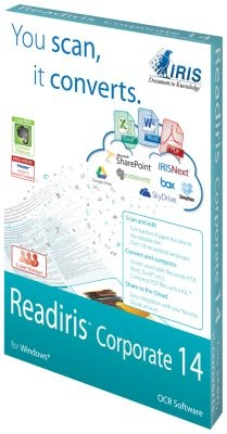 Readiris Corporate 14 Win (3Lic)